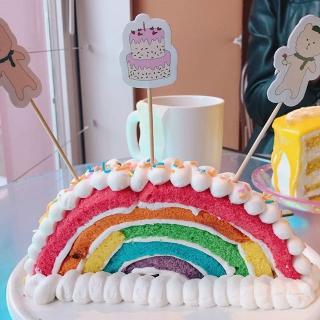 元祖レインボーケーキのカフェ!カロスキルの「DORE ART VILLAGE(ドレ アート ビレッジ)」