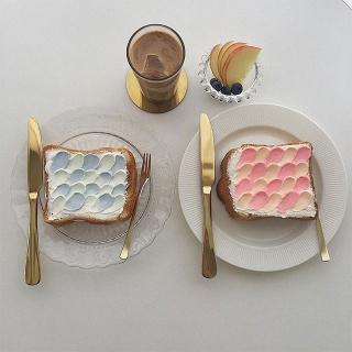 油絵のようなアートなトースト?!「MND COFFEE (エムエンディコピ)」