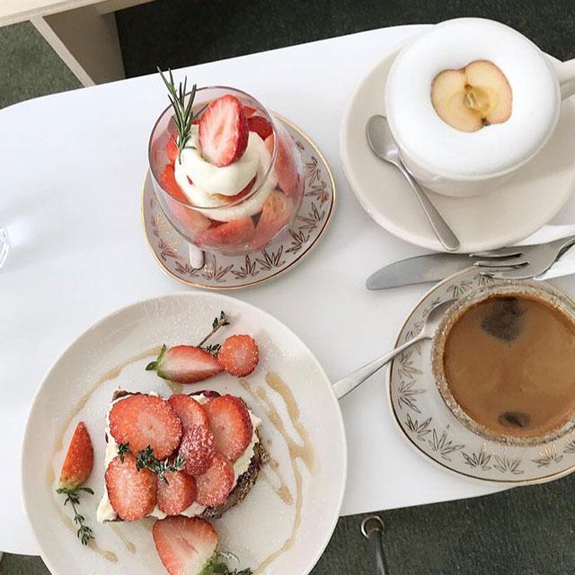 りんご・いちご・ベリー好きは必ず訪れたい♡「AVEC EL CAFE (アベック エル カフェ)」