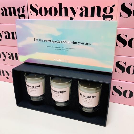 韓国ソウル発の人気キャンドルブランドSoohyang(スヒャン)の商品画像6