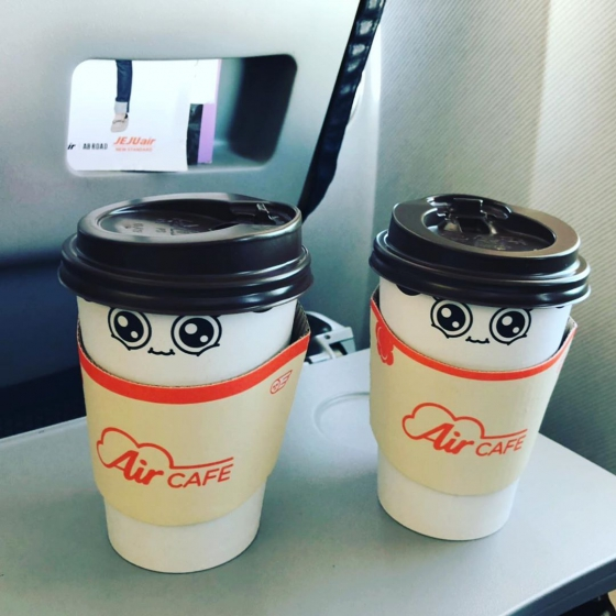チェジュ航空(Jeju Air)の機内サービス