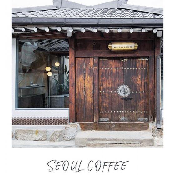 益善洞(イクソンドン)にあるSEOUL COFFEE(ソウルコーヒー/서울커피) 画像