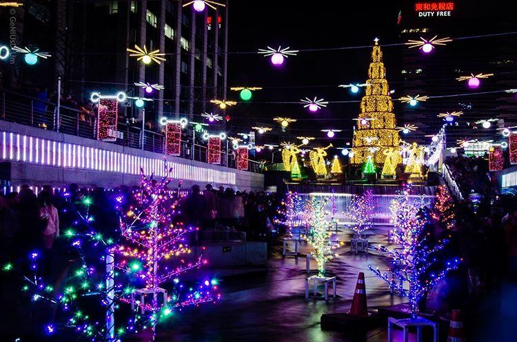 2019年12月ソウルイベントの「ソウル クリスマスフェスティバル」画像