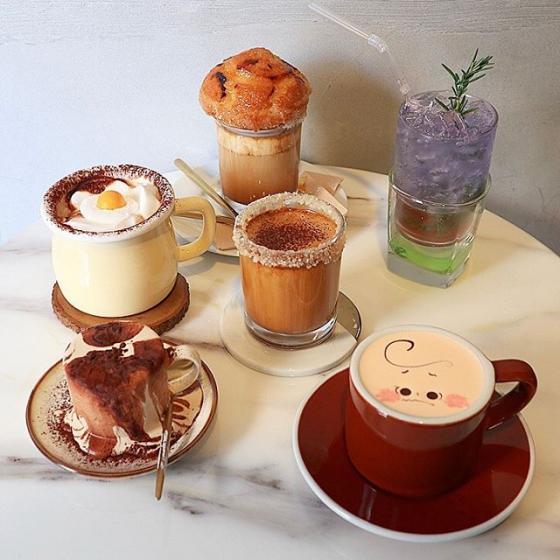C.Through(シースルー) Cafe Anything 画像