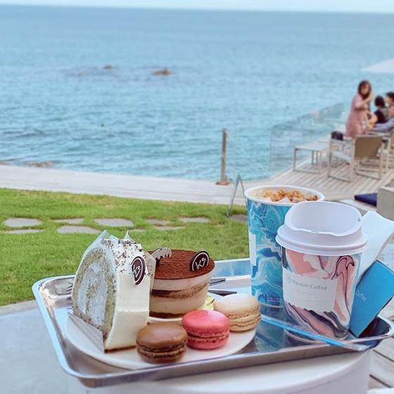 Waveon Coffee(ウェイブオンコピ/웨이브온커피) 画像