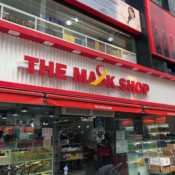 THE MASK SHOP(ザ マスクショップ)