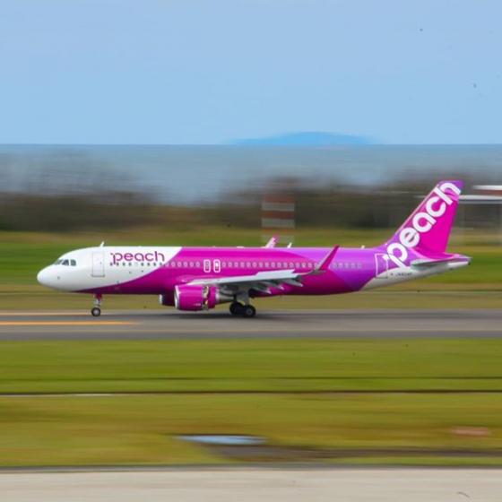Peach Aviation(ピーチアビエーション)