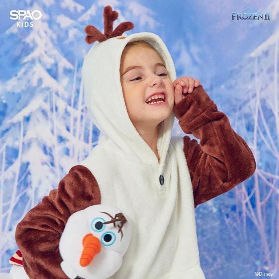 SPAO(スパオ)アナ雪 オラフエディション 画像
