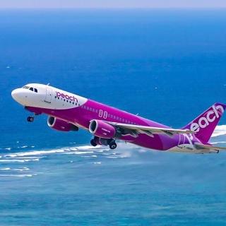 LCCで韓国行くならPeach Aviation(ピーチアビエーション)がおすすめ?!航空券もお得で、セールもたくさん!