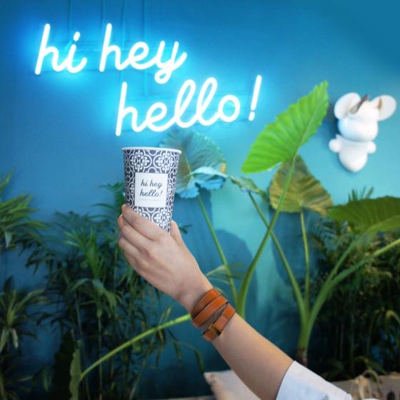 フォトジェニックカフェhi hey hello!(ハイヘイハロー!)の画像