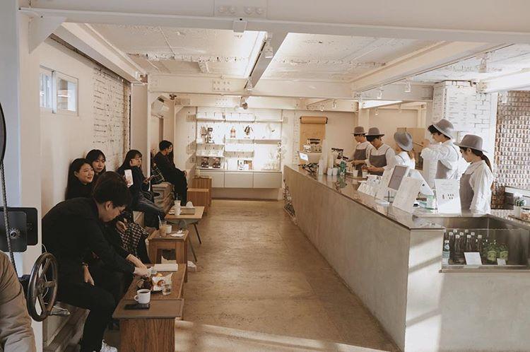 聖水洞(ソンスドン)にあるcentercoffee(センターコーヒー)の画像2