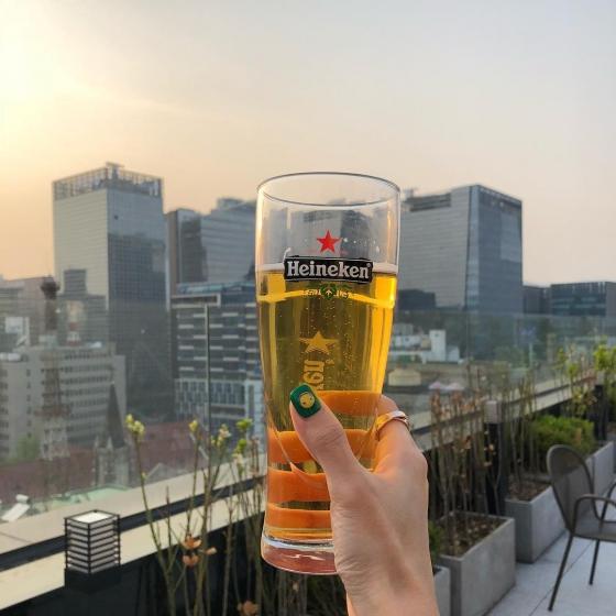 G2ホテルからの景色の画像