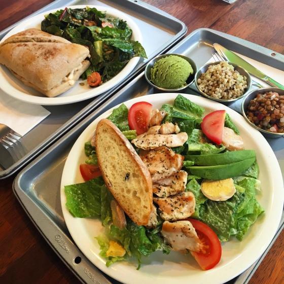 March rabbit Salad(マーチラビットサラダ)の画像