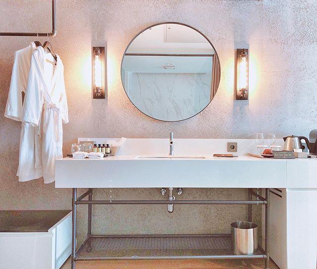Hotel28 明洞のシャワールームの画像