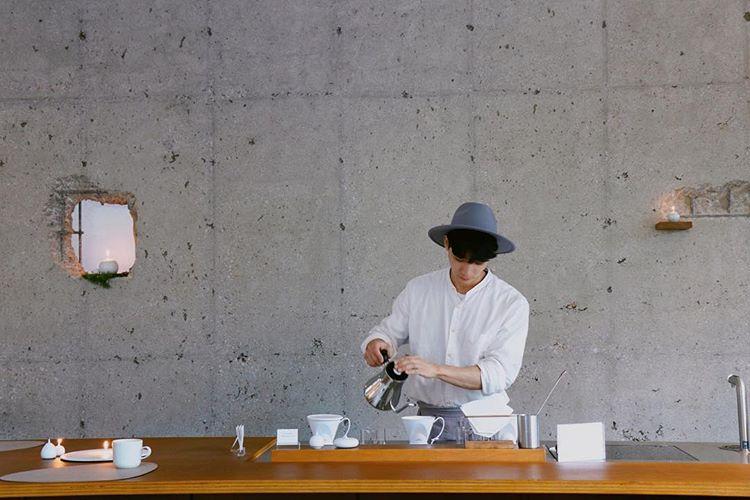 明洞(ミョンドン)にあるCENTER COFFEE(センターコーヒー)の画像