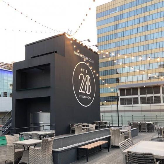 Hotel28 明洞の画像
