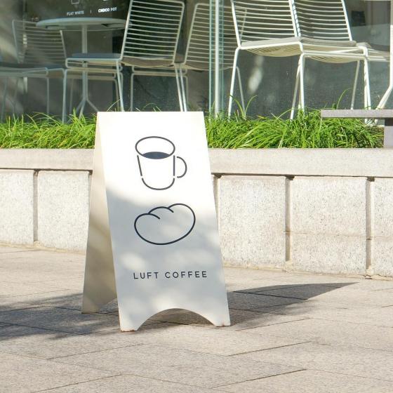 明洞(ミョンドン)にあるLUFT COFFEE(ルフトコーヒー)の画像2