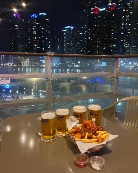 釜山(プサン)のおすすめ夜景スポット The Bay 101 (ザ・ベイ 101) の画像3