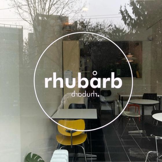 弘大(ホンデ)でモーニングが食べられるrhubarb(ルバーブ)の画像3