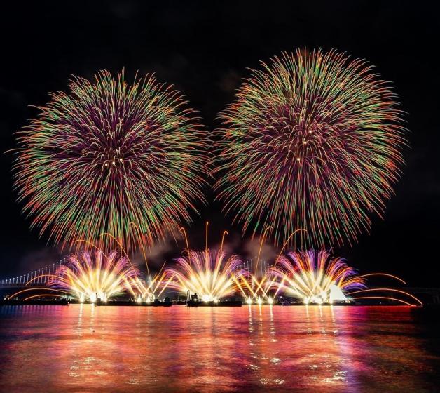 釜山(プサン)のおすすめ夜景スポット 広安里(クァンアンリ) 海水浴場 の画像2