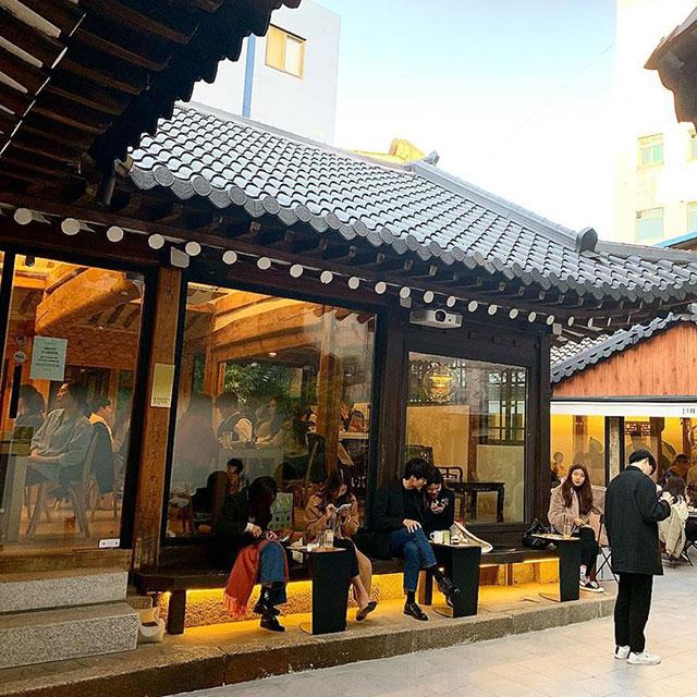 東大門(トンデムン)のおしゃれカフェはココ!おしゃれな料理が楽しめるカフェ5選!