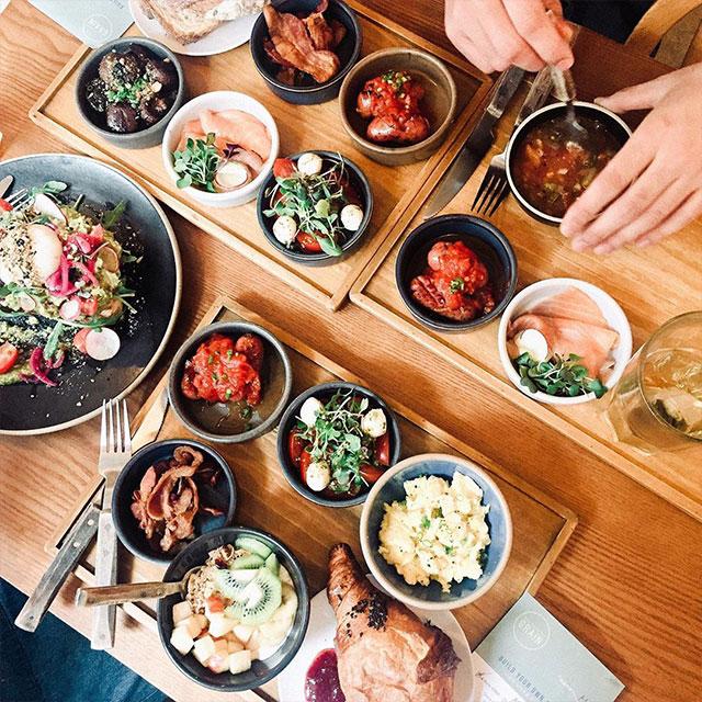 弘大(ホンデ)でモーニングするならここ!モーニングが食べられる人気のお店の場所や営業時間は?