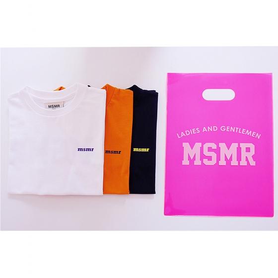 韓国のオリジナルブランドの靴下屋さんMSMR(ミスミスター)の画像2