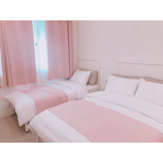 弘大(ホンデ)で安くておすすめのコスパのいいホテル「ORBIT(オービット)」の画像3