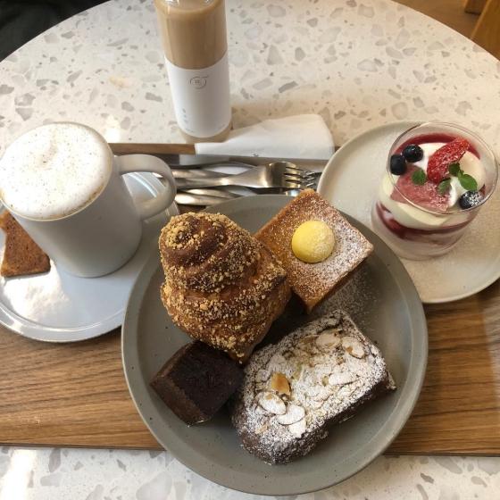 益善洞(イクソンドン) で人気のカフェmeal°(ミルド)の画像2