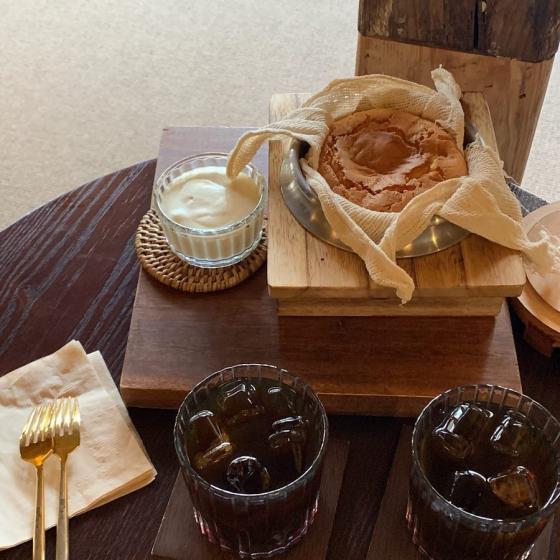 益善洞(イクソンドン) で人気のカフェ溫KAFE(オンカフェ)の画像2