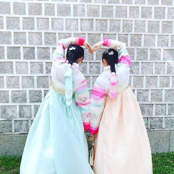 景福宮(キョンボックン)にあるチマチョゴリレンタル屋さん「クルミ韓服」の画像2