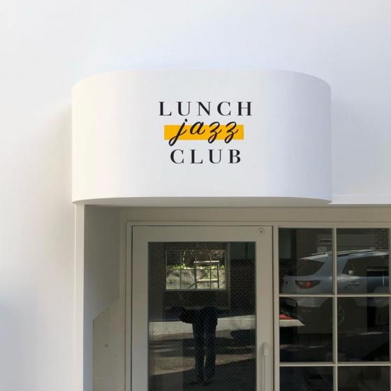 ソウルでカップルにおすすめのカフェLUNCH JAZZ CLUB(ランチジャズクラブ)の画像