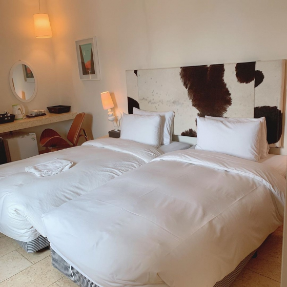 弘大(ホンデ)で安くておすすめのコスパのいいホテル「MARIGOLD HOTEL (マリーゴールドホテル)」の画像2