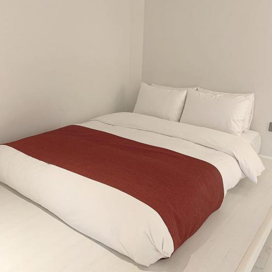 弘大(ホンデ)で安くておすすめのコスパのいいホテル「bobo hotel(ボボホテル)」の画像2