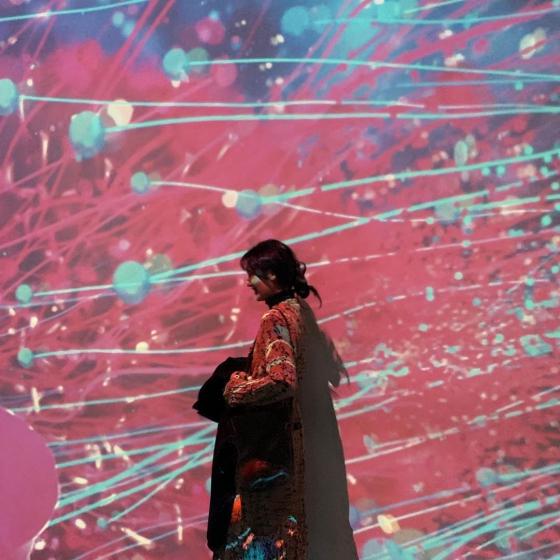 弘大(ホンデ)のBeautyInside展(ビューティーインサイド)展の画像6