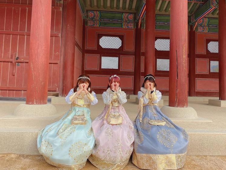景福宮(キョンボックン)にあるチマチョゴリレンタル屋さん「クルミ韓服」の画像3