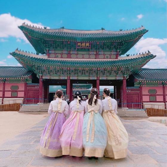 景福宮(キョンボックン)にあるチマチョゴリレンタル屋さん「クルミ韓服」の画像7