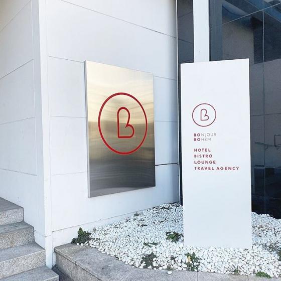 弘大(ホンデ)で安くておすすめのコスパのいいホテル「bobo hotel(ボボホテル)」の画像