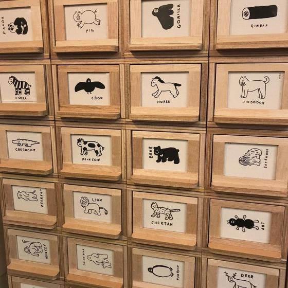 弘大(ホンデ)の雑貨屋object(オブジェクト)の画像4