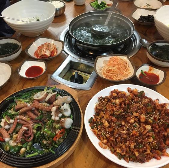 ソウルのおすすめシーフードレストラン「ヘナムナクチ@東大門(トンデムン)」の画像4