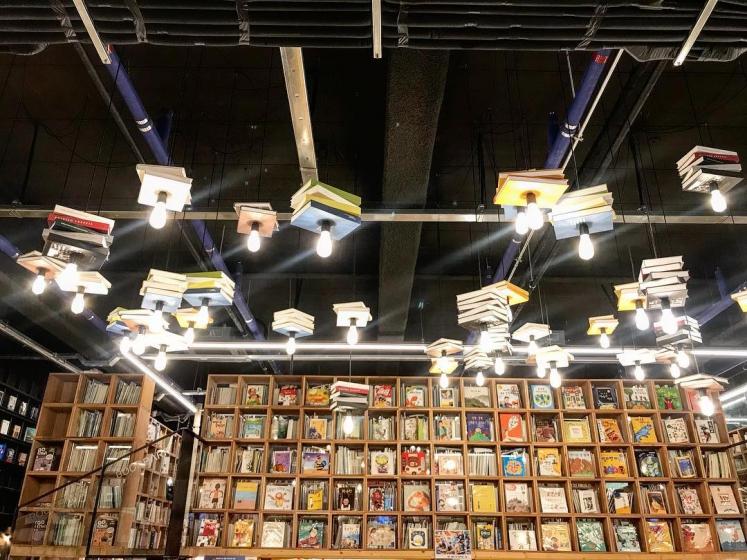 韓国ソウルで人気の本屋さん「BOOK PARK(ブックパーク)」の画像