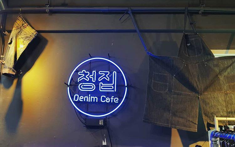 東大門(トンデムン)でおしゃれなモーニングが食べられる「DENIM  Cafe」の画像2