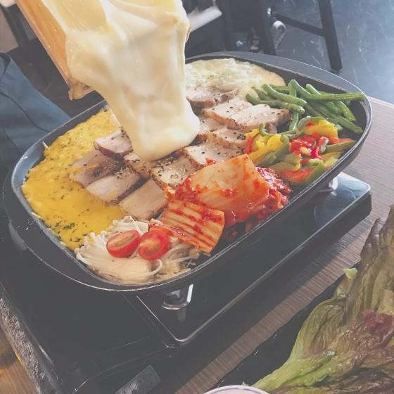 新大久保で人気の焼肉・サムギョプサル屋さん「Oh!キッチンN(オキッチンエン)新大久保店」の画像