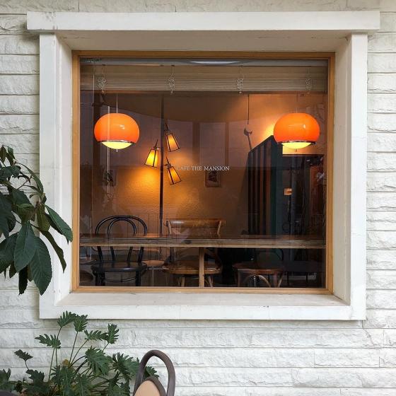 釜山(プサン)の若者人気エリア・西面(ソミョン)のカフェ「CAFE THE MANSION(カフェ ザ マンション)」の画像3