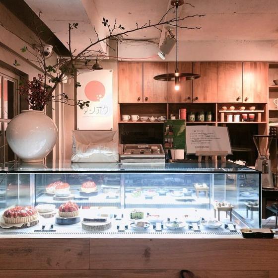 カロスキルにあるフルーツが美味しいカフェ「ダンオク」の画像