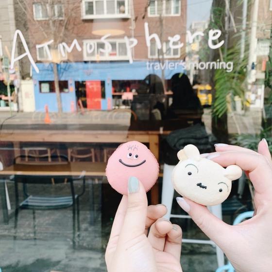 韓国で人気の太っちょマカロン「トゥンカロン」!人気のおすすめ店ATMOSphere(アトモスフィア)の画像3