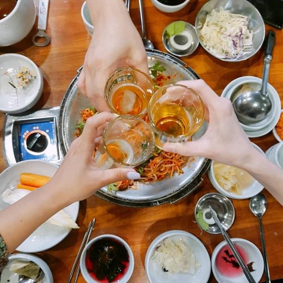 ソウルのおすすめシーフードレストラン「アルプジャ@江南(カンナム)」の画像4