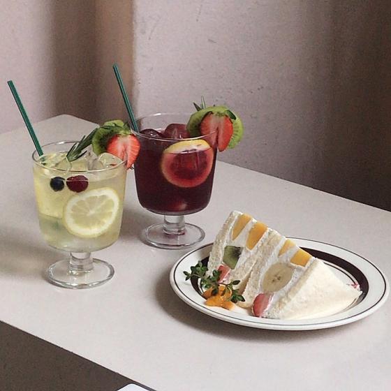 乙支路・忠武路(ウルチロ・チュンムロ)にあるフルーツが美味しいカフェ「文化社(ブンカシャ)」の画像3