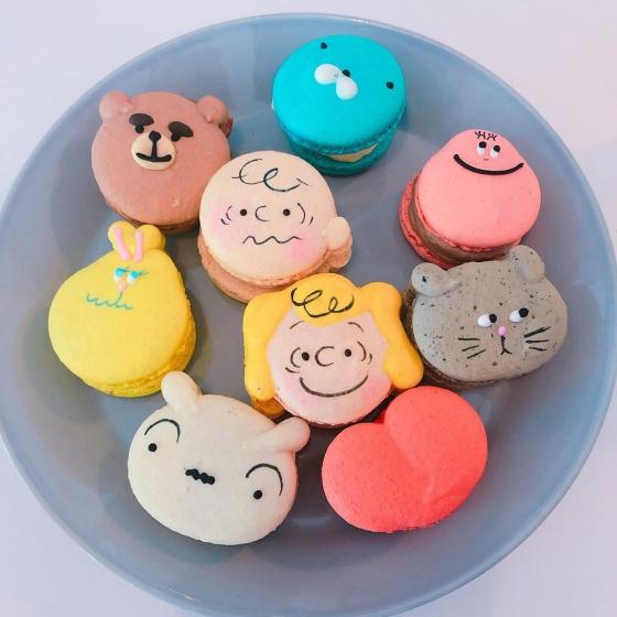 韓国で人気の太っちょマカロン「トゥンカロン」!人気のおすすめ店ATMOSphere(アトモスフィア)の画像