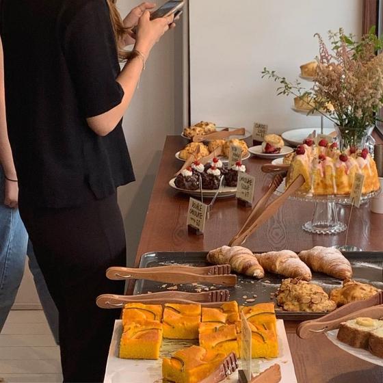 弘大(ホンデ)の人気定番カフェ「stampcoffee(スタンプコーヒー)」の画像2